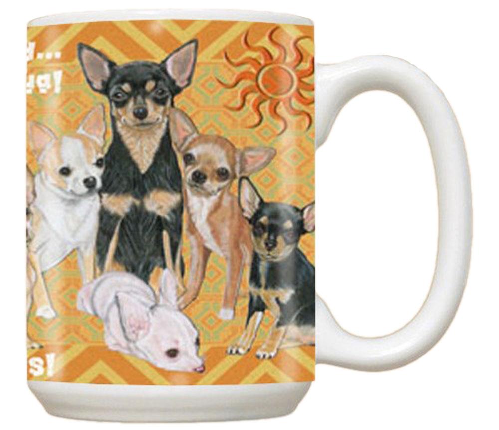 Chihuahua Mug 15 Ounces