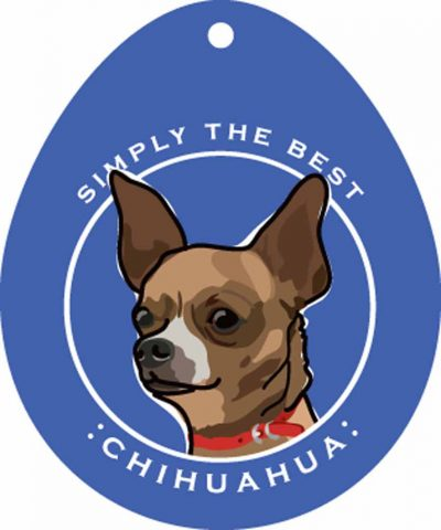 Chihuahua Sticker 4×4″ 1