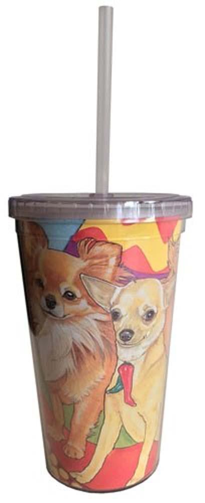 Chihuahua Tumbler