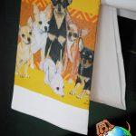 Chihuahua Kitchen Hand Towel 1