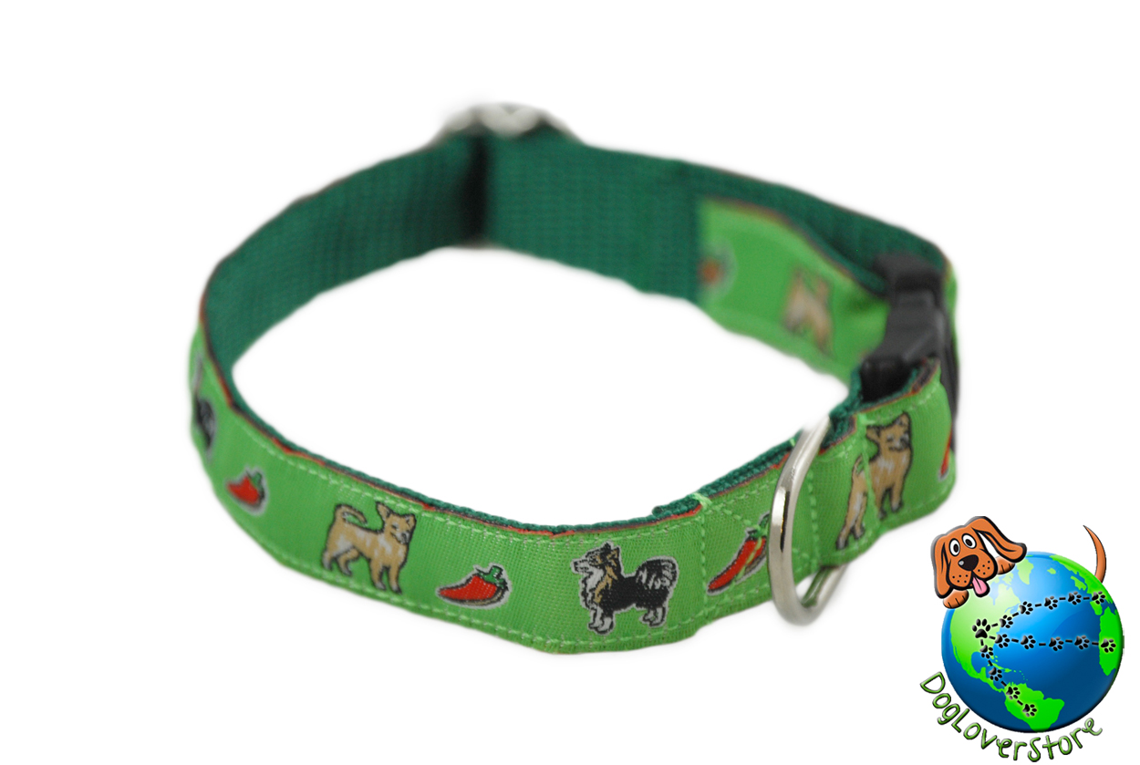 chihuahua collars chihuahua dog breed adjustable nylon collar small 7 11 7201