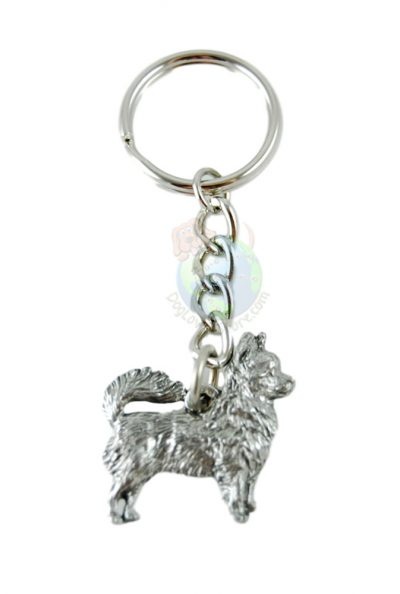 chihuahua_long_pewter_dog_keychains