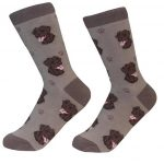 chocolate-labrador-socks-es