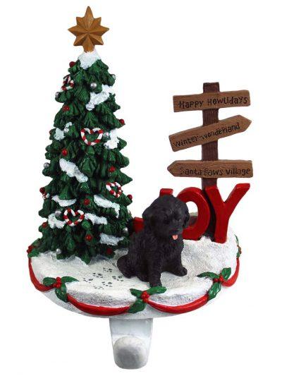 cockapoo-stocking-holder-black