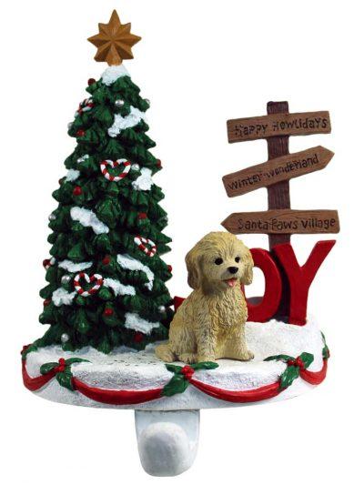 cockapoo-stocking-holder-blonde