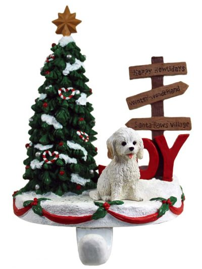 cockapoo-stocking-holder-white