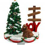 cocker-spaniel-stocking-holder-brown