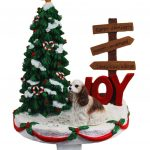 cocker-spaniel-stocking-holder-brown-white