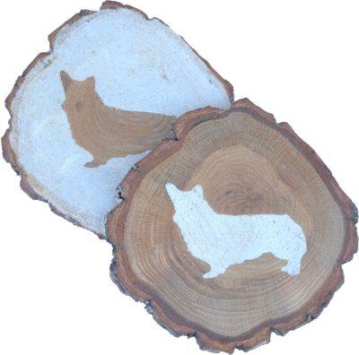 corgi-coasters-wood