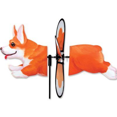 Corgi Garden Wind Spinners 1