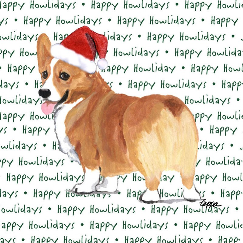 corgi_pembroke_christmas_dog_coasters