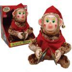 Cymbal Monkey Stuffed Animal
