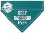 Best Dachshund Ever Bandana