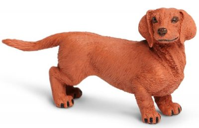 Dachshund Figurine Toy 1