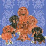 dachshund-garden-flag