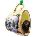 dachshund_black_long_snowman_dog_ornaments
