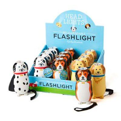 Dalmatian Flash Light