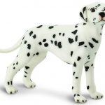 Dalmatian Figurine Toy 1