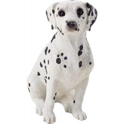 Dalmatian Figurine Hand Painted - Sandicast