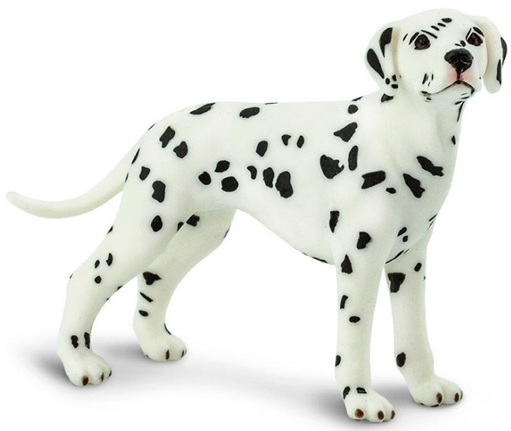 Dalmatian Figurine Toy
