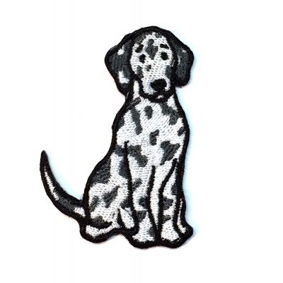 dalmatian-iron-on-embroidered-patch