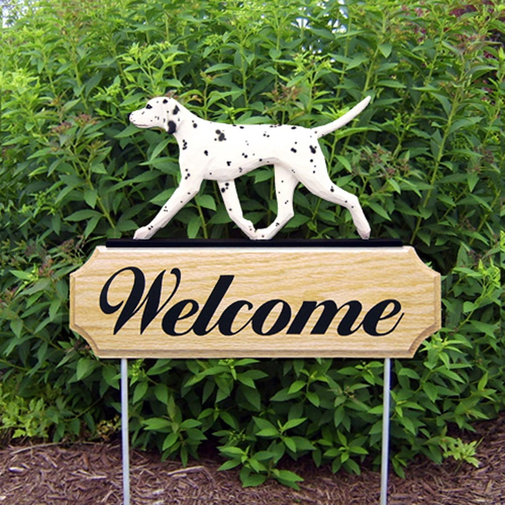 dalmatian-outdoor-welcome-sign-black