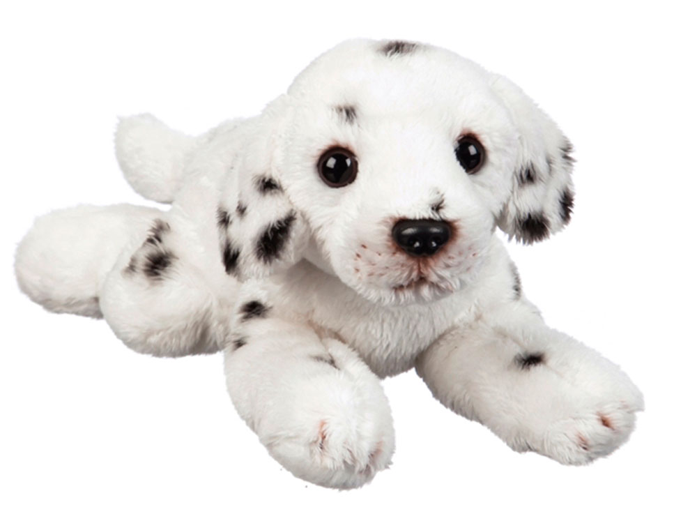 Dalmatian Bean Bag Stuffed Animal