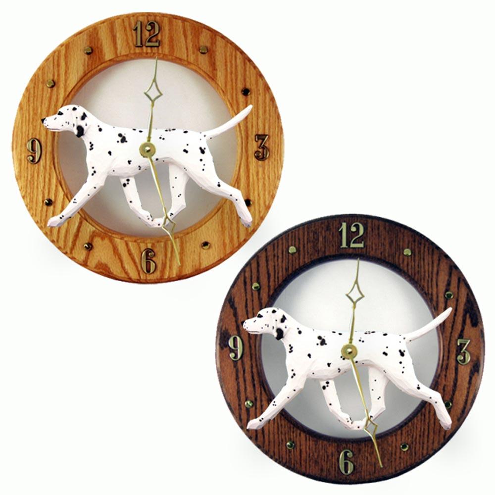 dalmatian-wood-clock-black