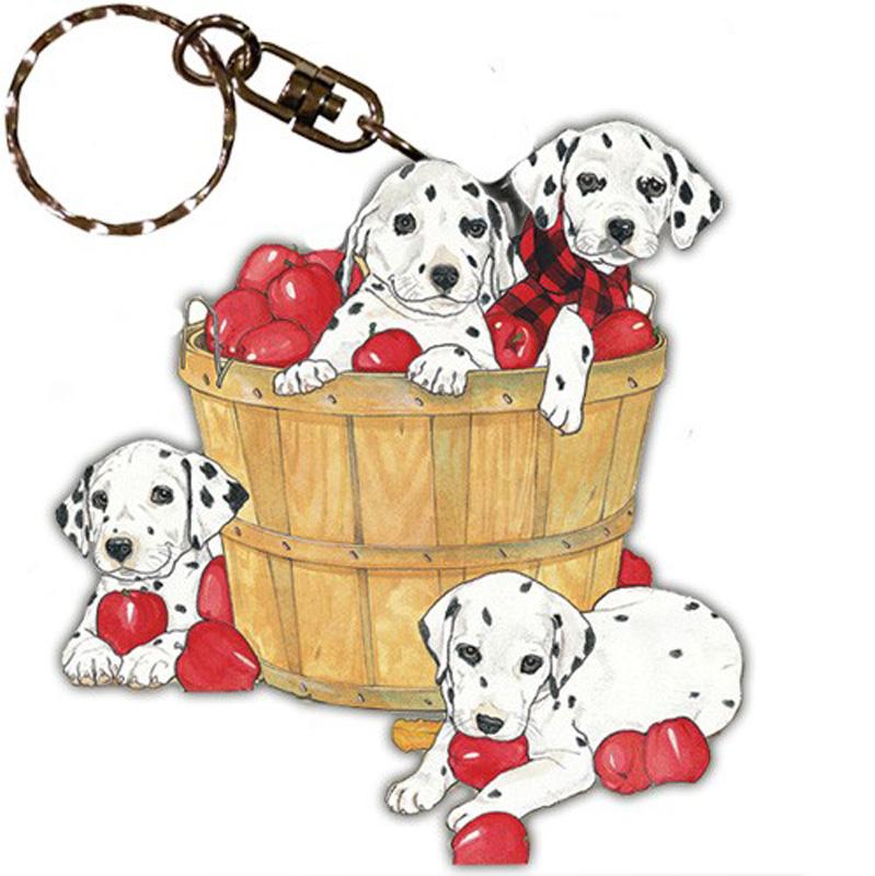 dalmatian_wooden_keychain
