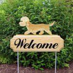 Dandie Dinmont Welcome Sign