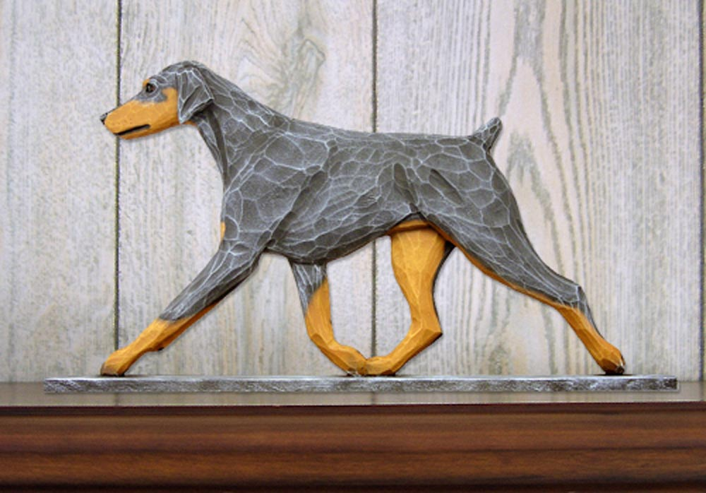 doberman-pinscher-figurine-plaque-blue-tan-uncropped