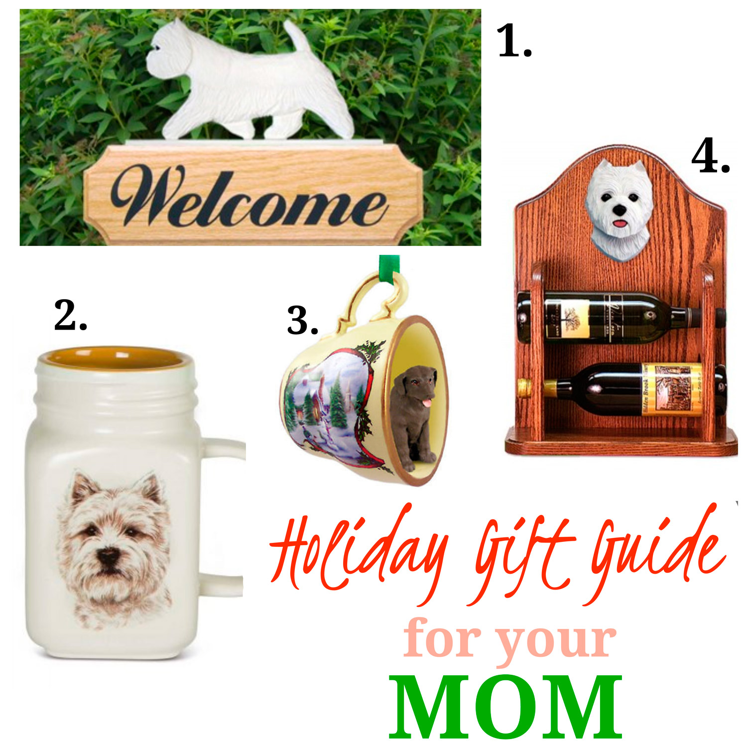 Dog Gift Ideas for Mom 2017