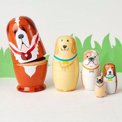 Nesting Dog Dolls 1