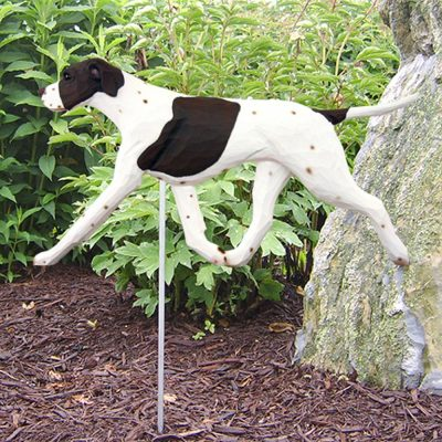 english-pointer-garden-sign-liver-white