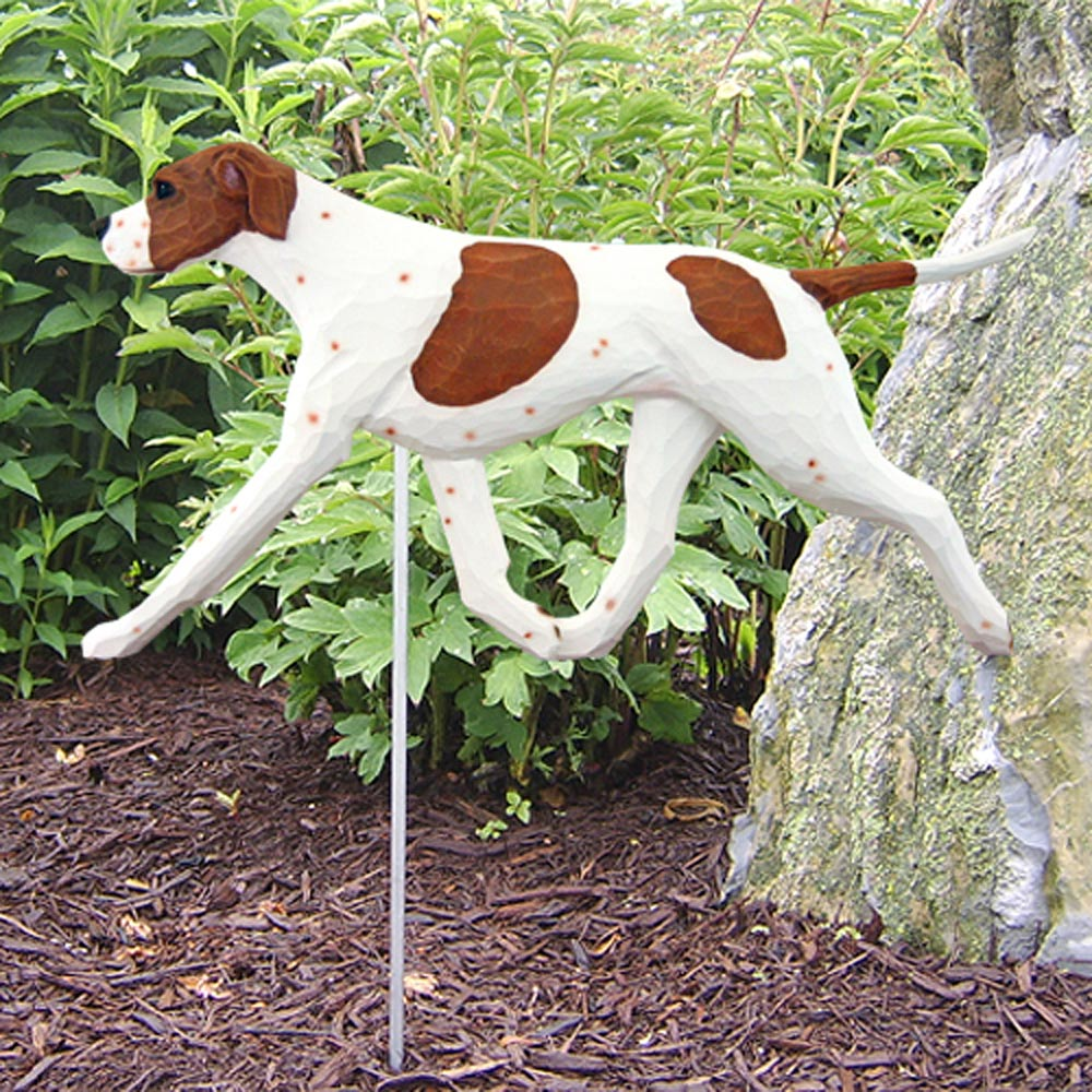 english-pointer-garden-sign-orange-white