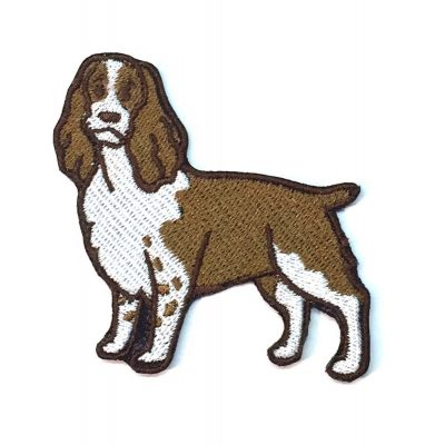 english-springer-spaniel-iron-on-embroidered-patch