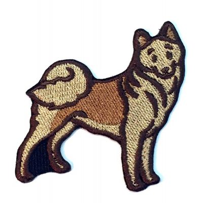 finnish-spitz-iron-on-embroidered-patch