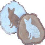 french-bulldog-coasters-wood