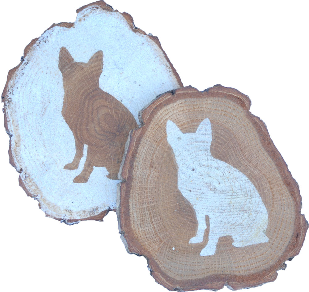 french-bulldog-coasters-wood