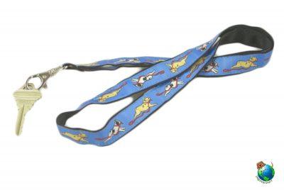 French Bulldog Lanyard Key Holder Badge Holder 1