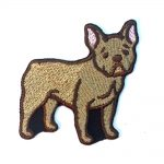 French Bulldog Patch Fawn