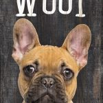 French Bulldog Sign – You Had me at WOOF 5×10 1