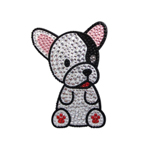 Rhinestone Breed Stickers