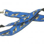 German Shepherd Lanyard Key Holder Badge Holder 1