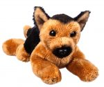 German Shepherd Bean Bag Stuffed Animal