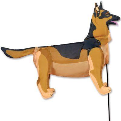 German Shepherd Windicator