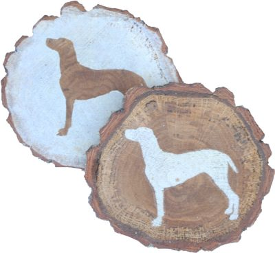 german-shorthair-pointer-coasters-wood