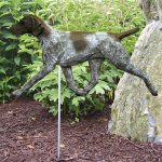 german-shorthair-pointer-figurine-sign