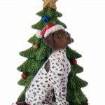 German Shorthaird Pointer Christmas Tree Ornament 1
