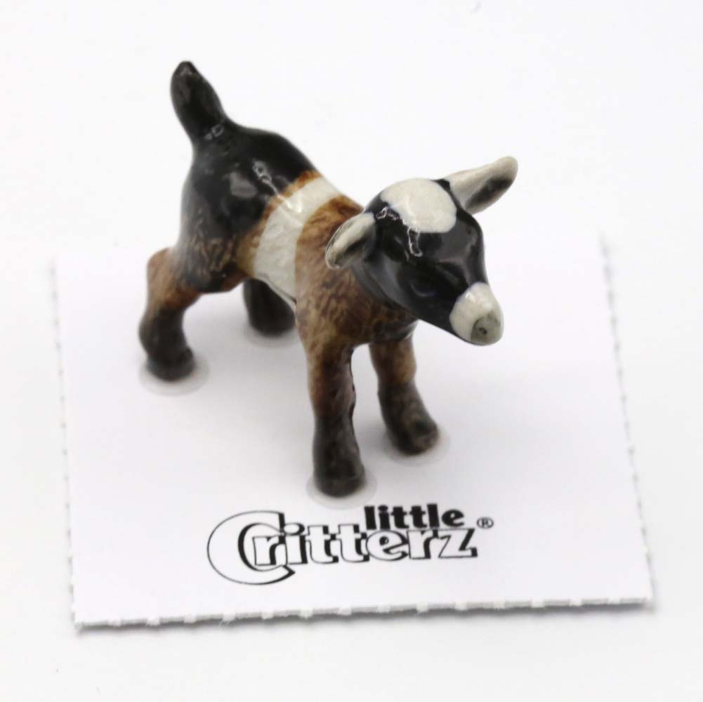 Goat Porcelain Figurine